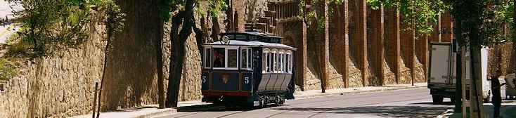 Tranvia Blau - Barcelonas älteste Straßenbahn