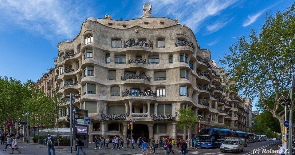barcelona reisef hrer und sehensw rdigkeiten von katalonien. Black Bedroom Furniture Sets. Home Design Ideas