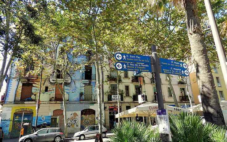 Hotel Barcelona Rambla De Raval