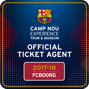 Ticket-Agent FC-Barcelona